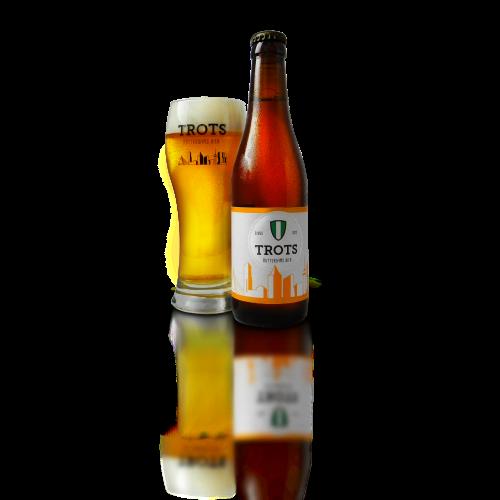 Trots Rotterdams Blond Bier